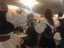 Greek night at Nikolas