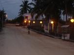 San streets of Isabela